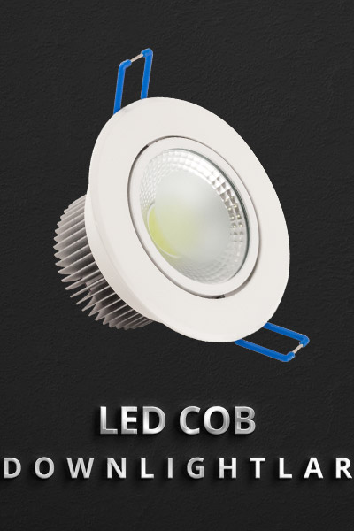 Led Cob Downlightlar